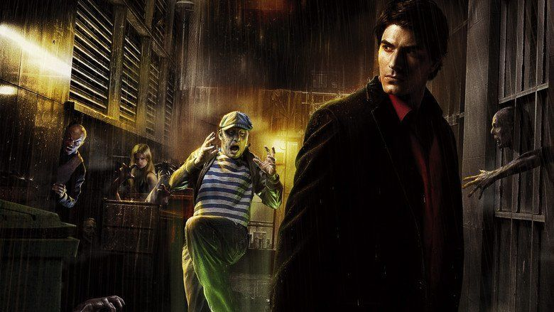 Dylan Dog: Dead of Night movie scenes