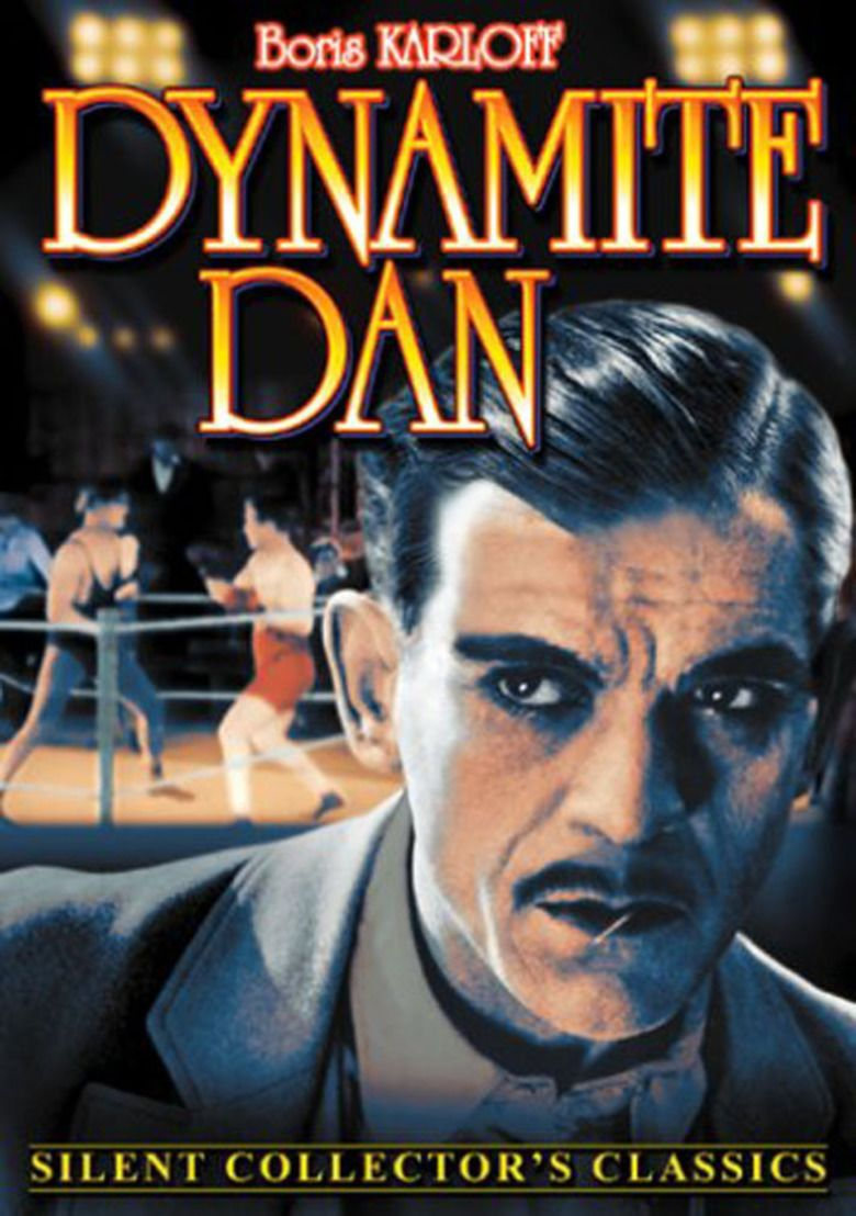 Dynamite Dan (film) movie poster