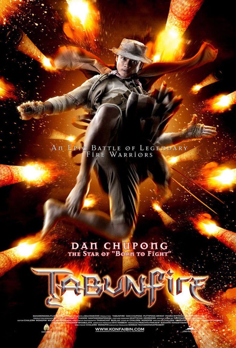 Dynamite Warrior movie poster