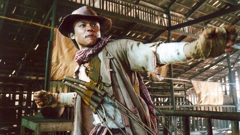 Dynamite Warrior movie scenes