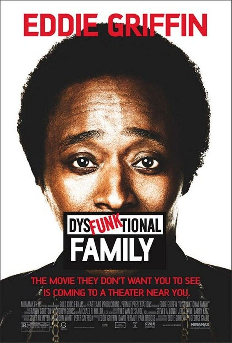 Dysfunktional Family movie poster