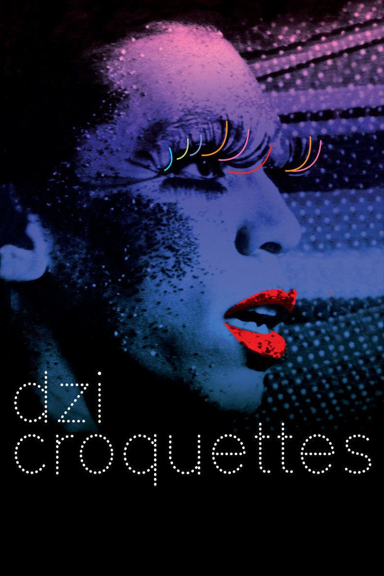 Dzi Croquettes movie poster