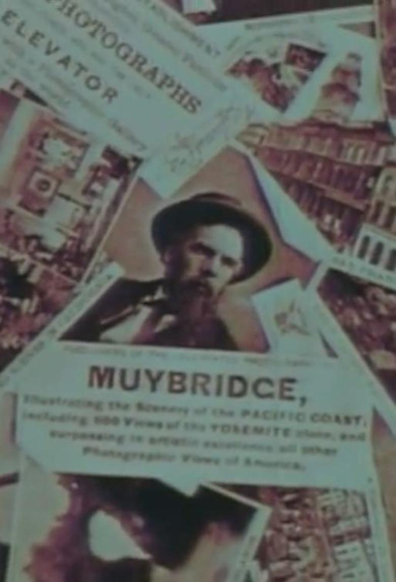 Eadweard Muybridge, Zoopraxographer movie poster