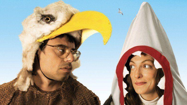 Eagle vs Shark movie scenes
