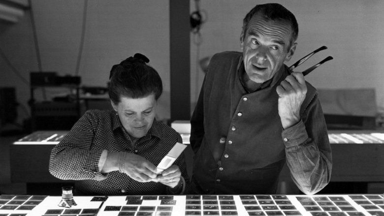 Eames: The Architect and the Painter movie scenes