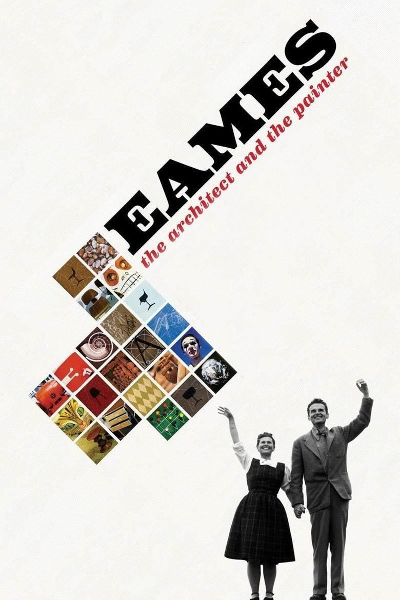 Eames: The Architect and the Painter movie poster
