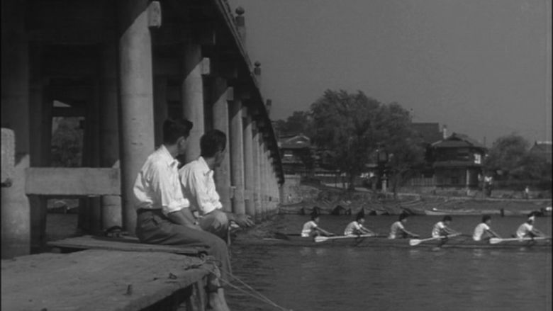 Early Spring (1956 film) movie scenes