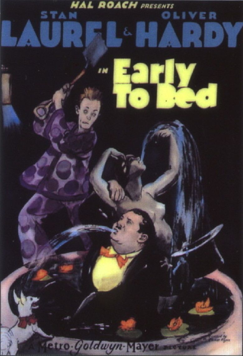 Early to Bed movie poster