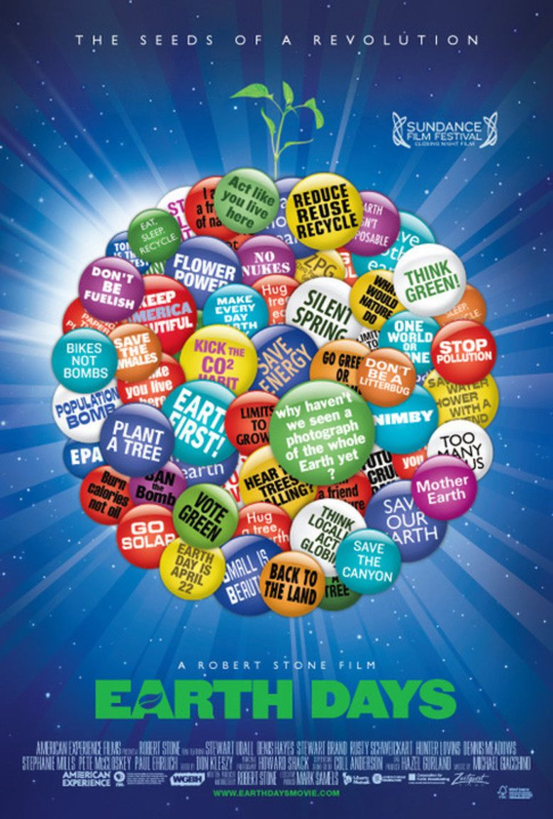Earth Days movie poster