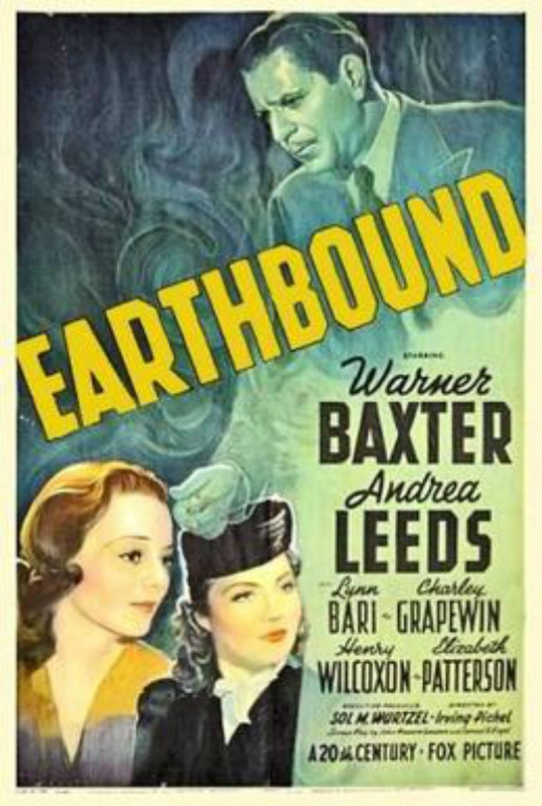 Earthbound (1940 film) movie poster