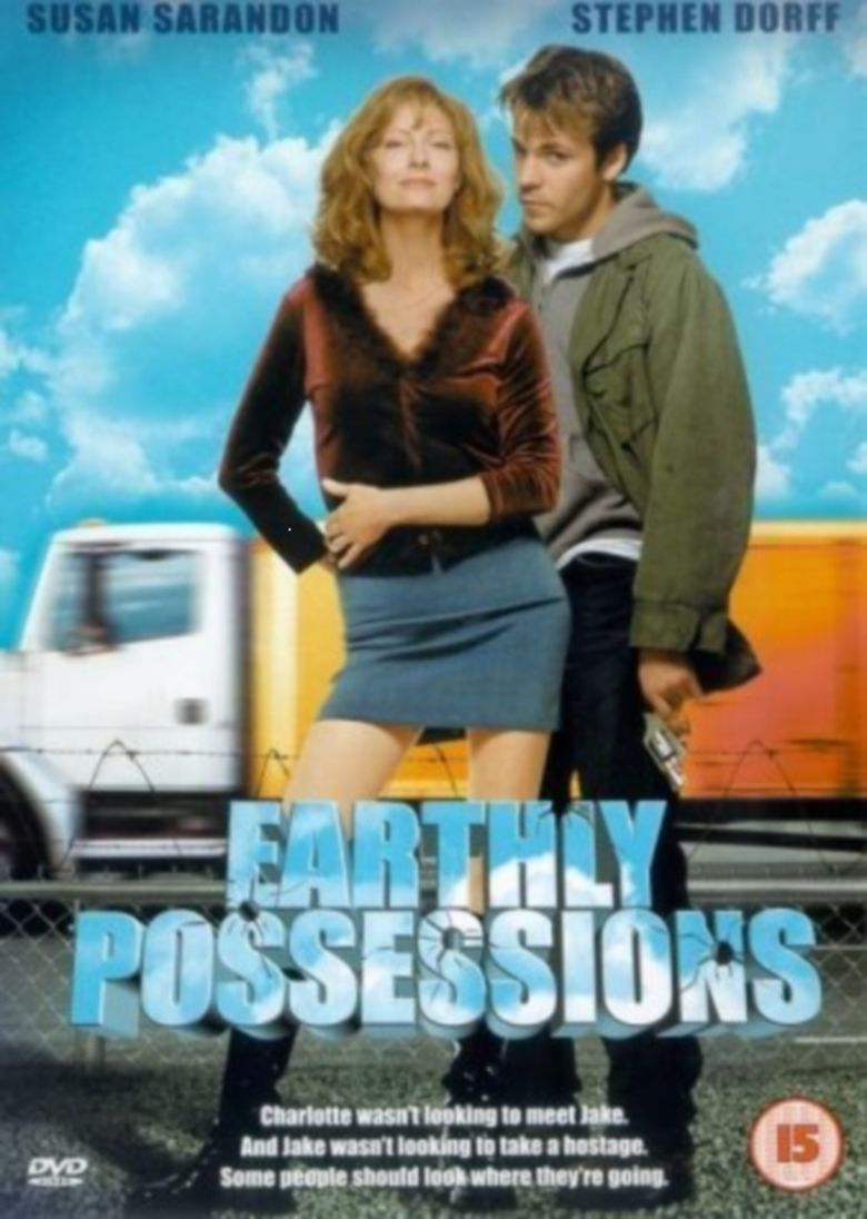 Earthly Possessions (film) movie poster