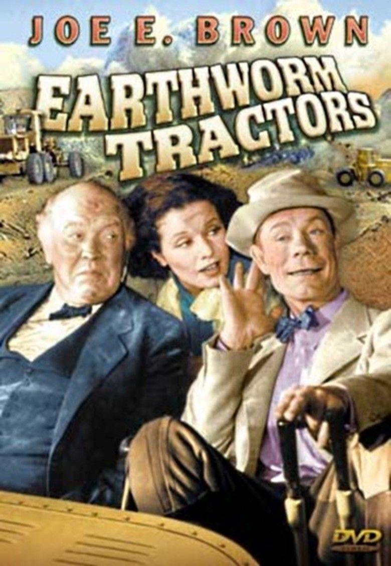Earthworm Tractors movie poster