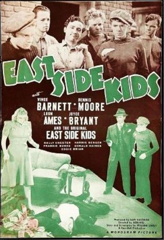 East Side Kids (film) movie poster