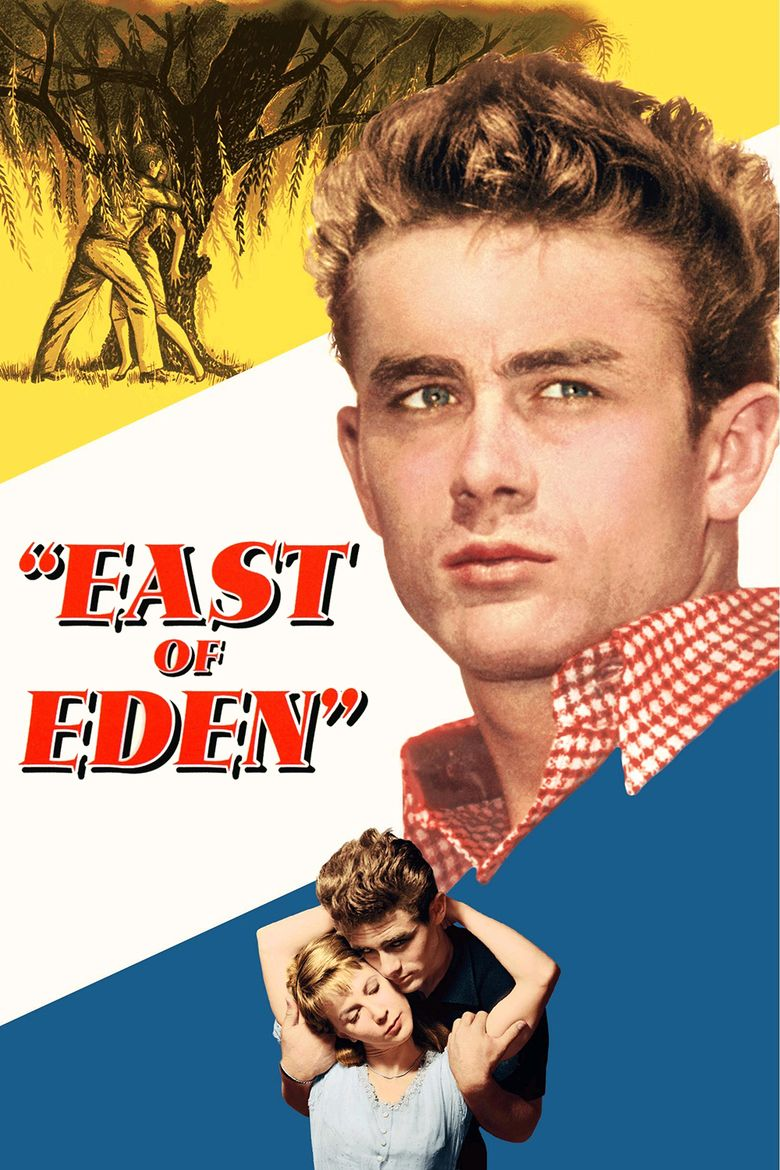 East of Eden (film) movie poster