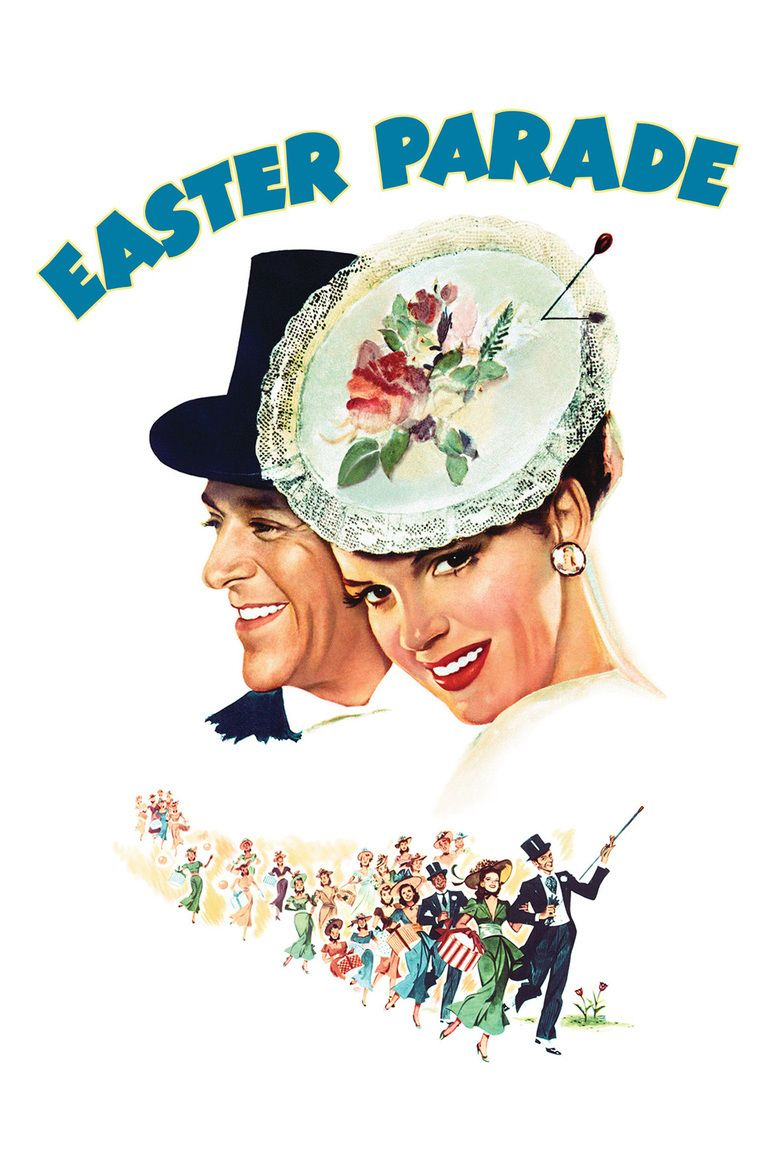 Easter Parade (film) movie poster