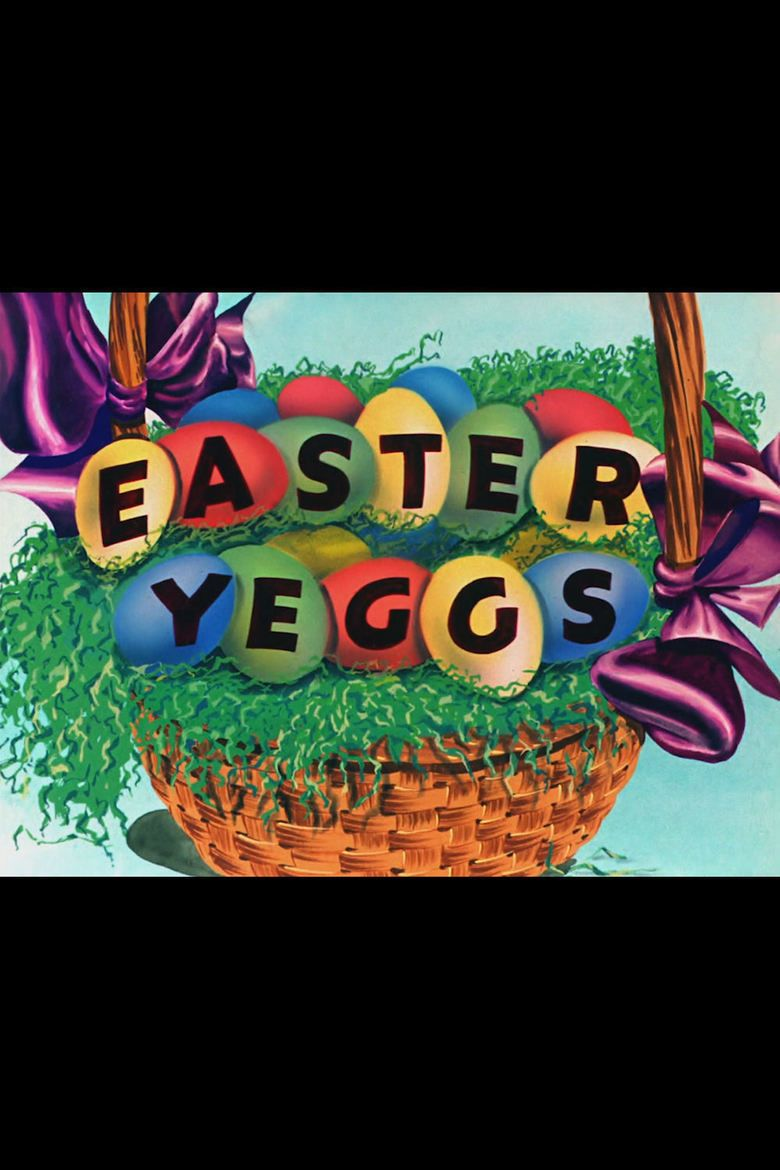 Easter Yeggs movie poster