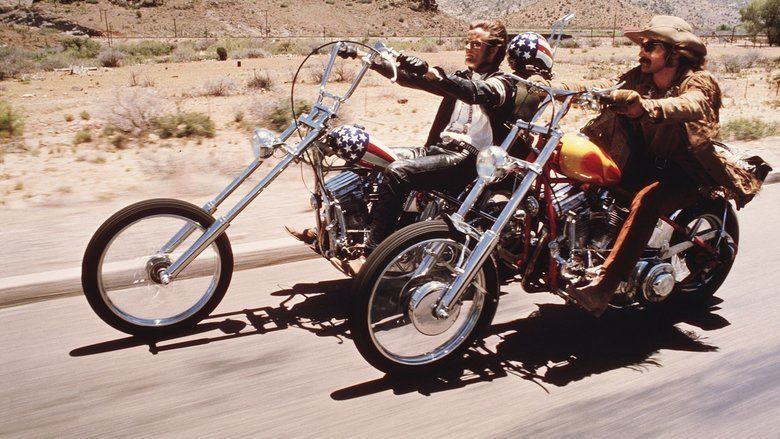 Easy Rider movie scenes