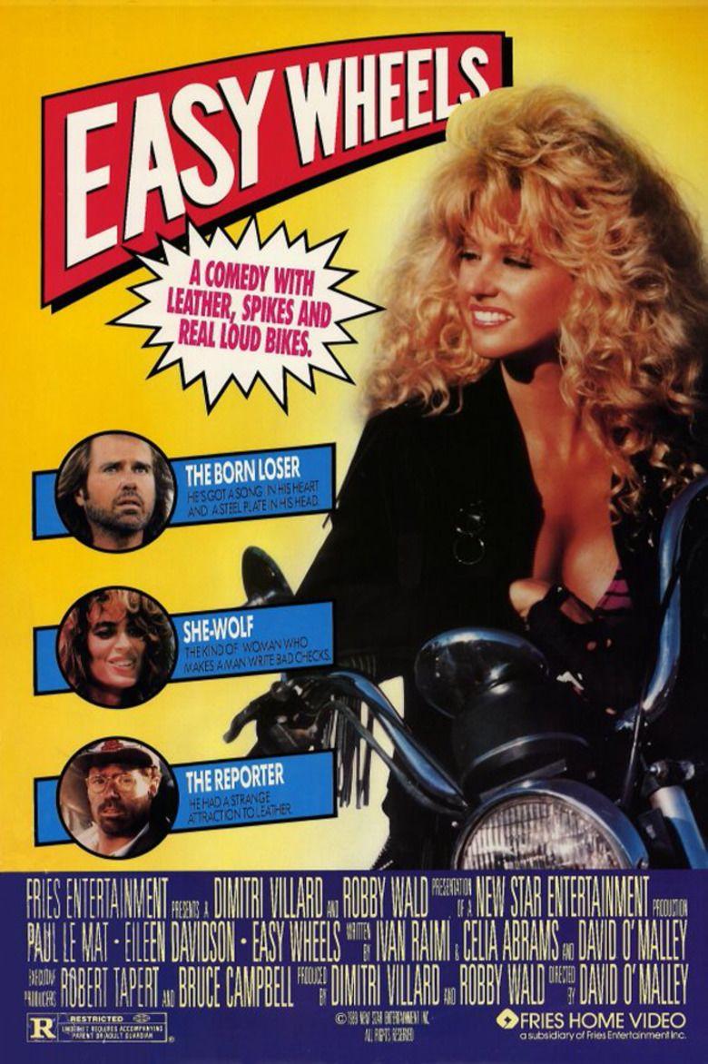Easy Wheels movie poster