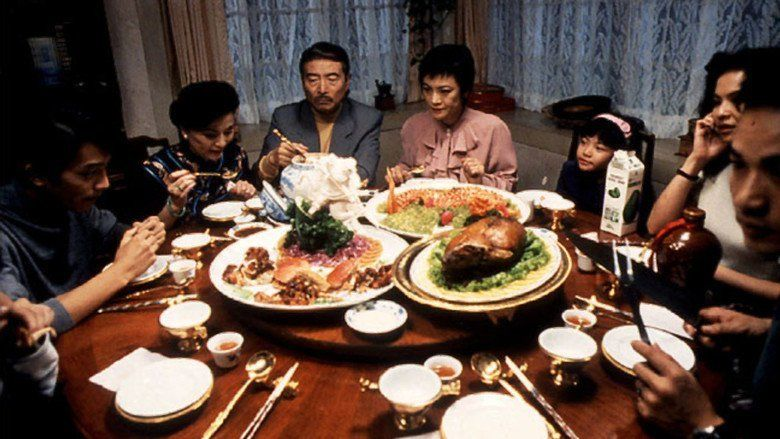 a movie analysis of eat drink man woman directed by ang lee