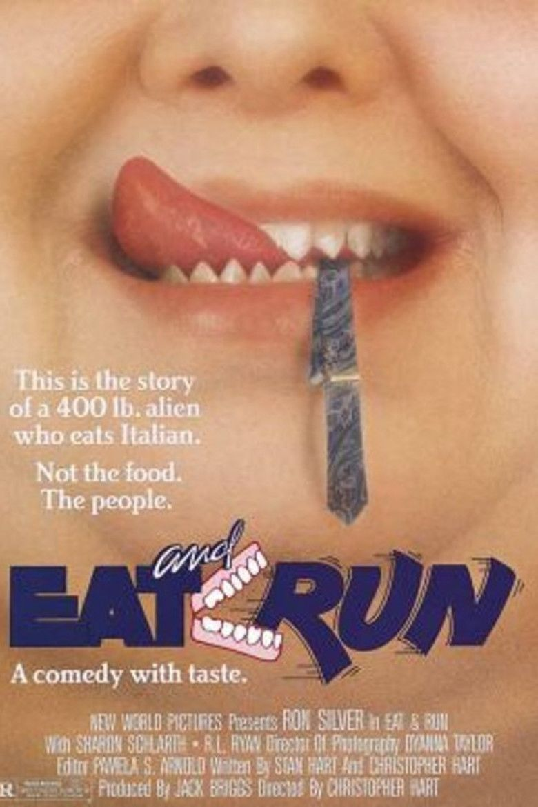 Eat and Run movie poster