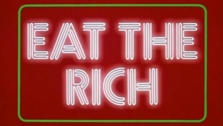 Eat the Rich (film) movie scenes