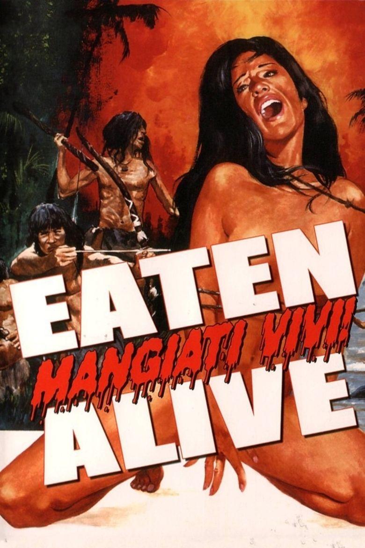 Eaten Alive! movie poster