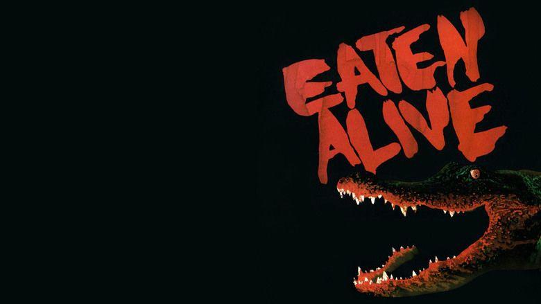 Eaten Alive movie scenes