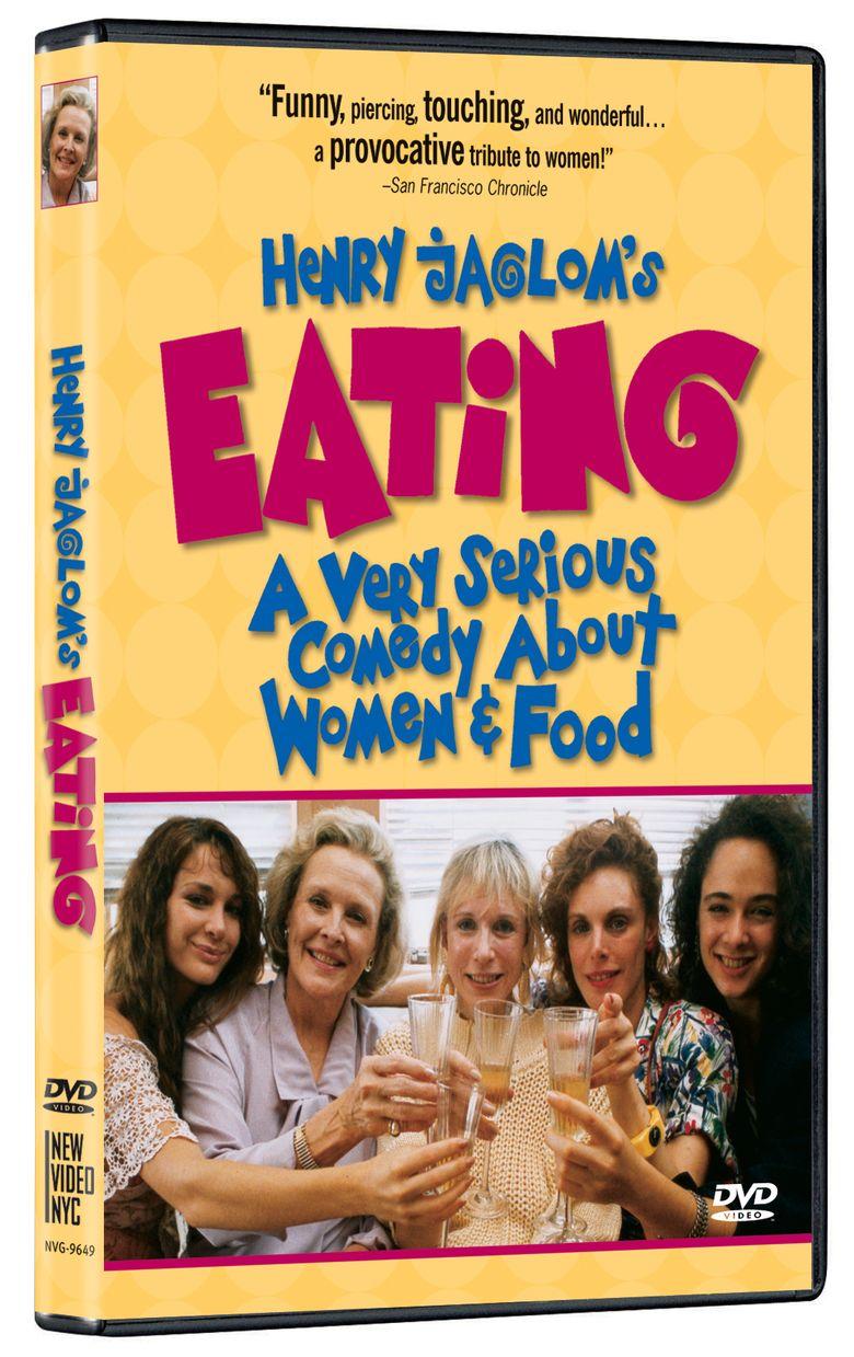 Eating (film) movie poster