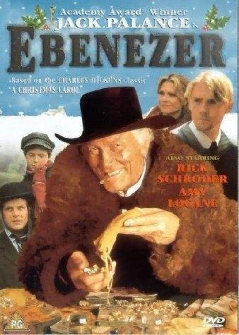 Ebenezer (film) movie poster