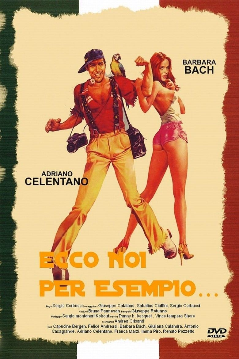 Ecco noi per esempio movie poster