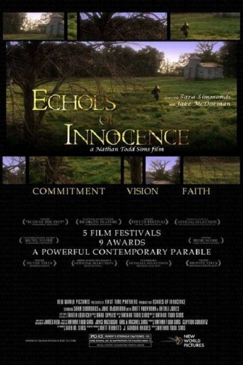 Echoes of Innocence movie poster