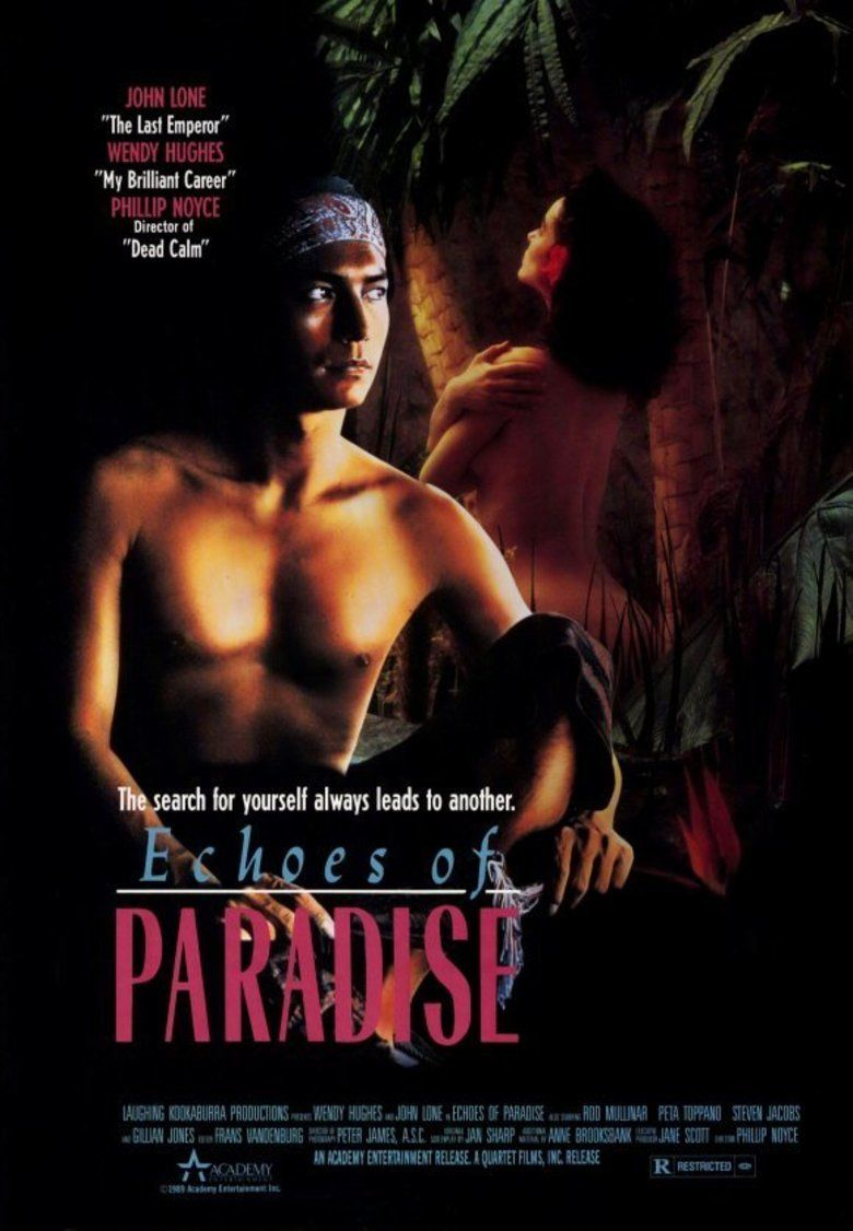 Echoes of Paradise movie poster