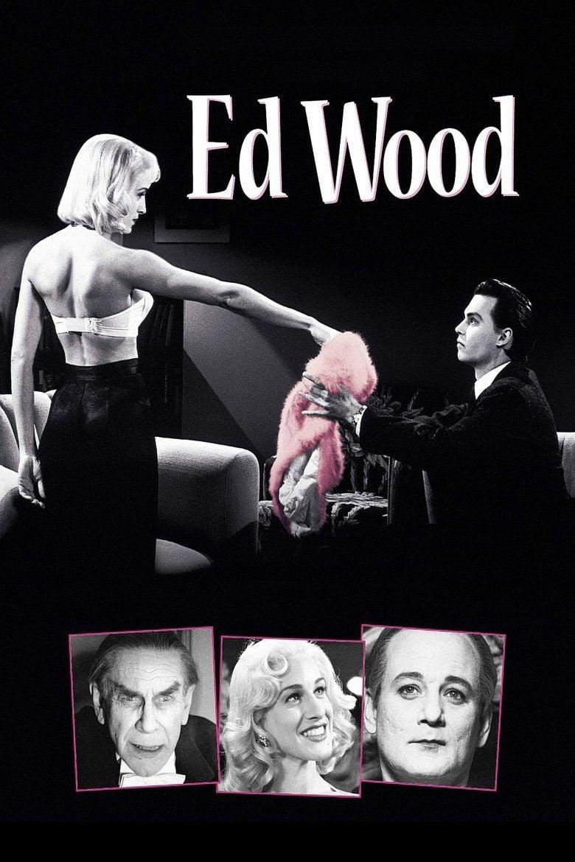 Ed Wood (film) movie poster