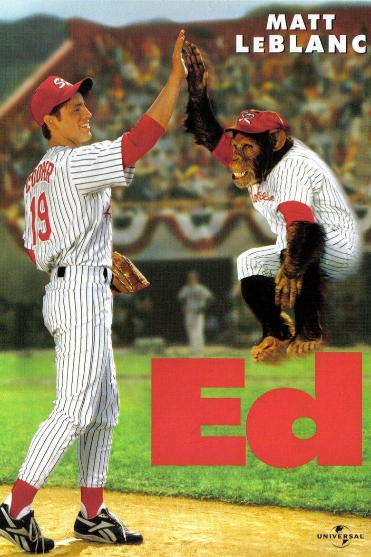 Ed (film) movie poster