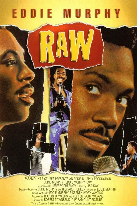 Eddie Murphy Raw movie poster