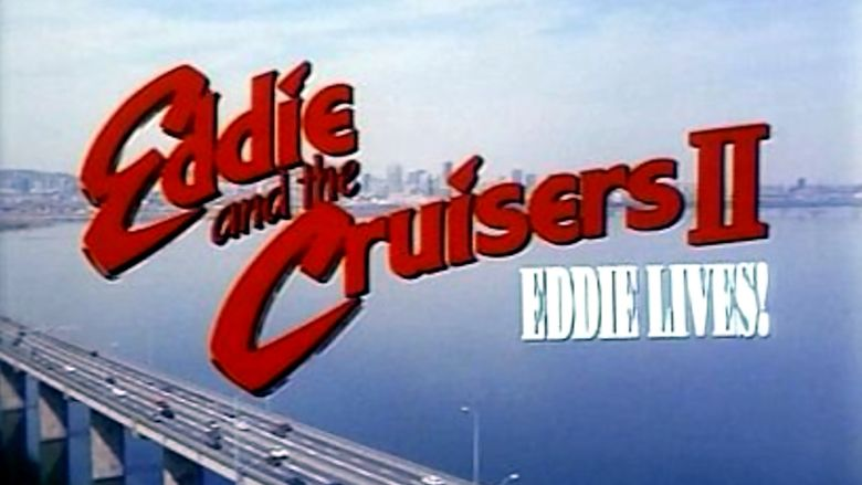 Eddie and the Cruisers II: Eddie Lives! movie scenes