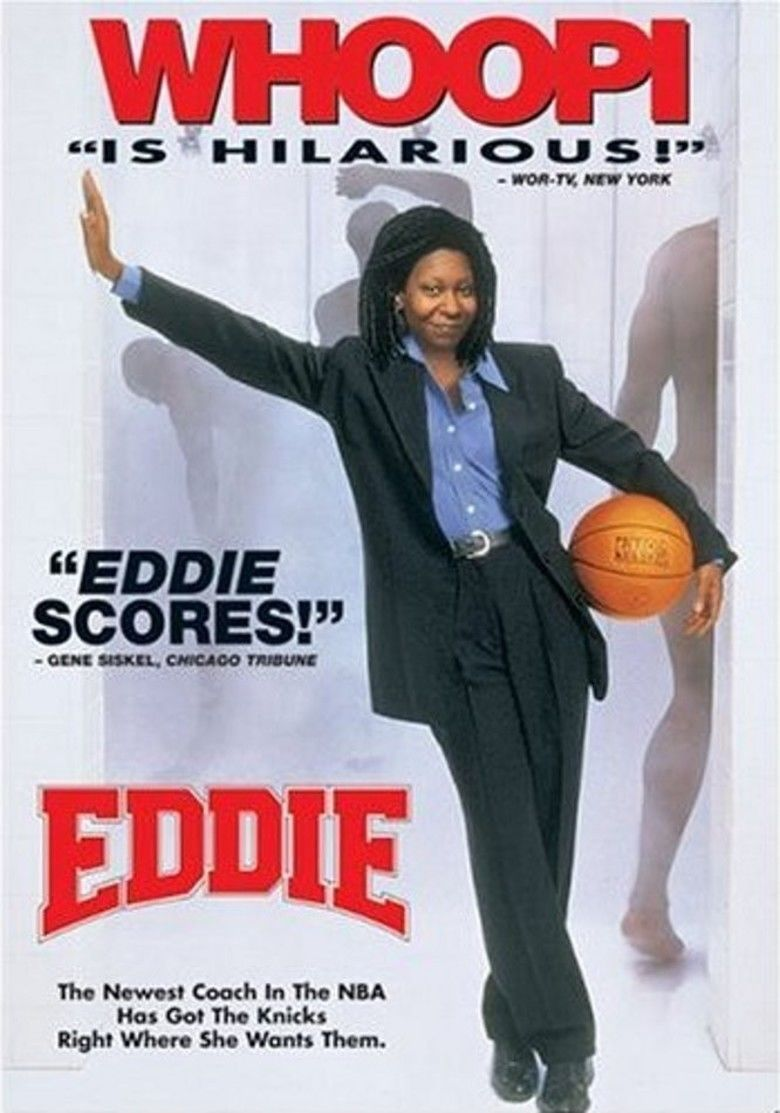 Eddie (film) movie poster