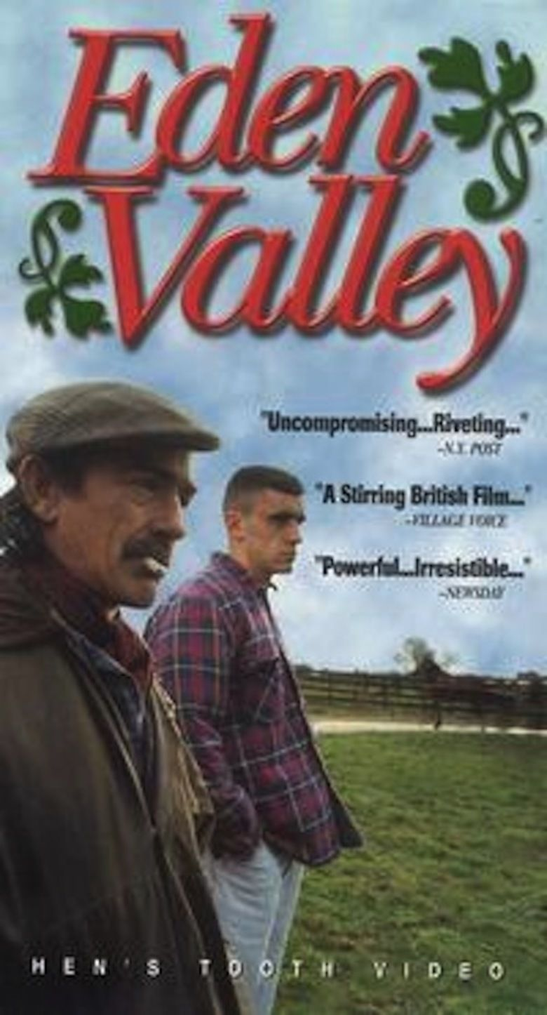 Eden Valley (film) movie poster