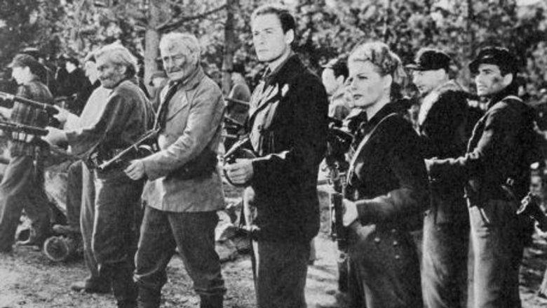 Edge of Darkness (1943 film) movie scenes