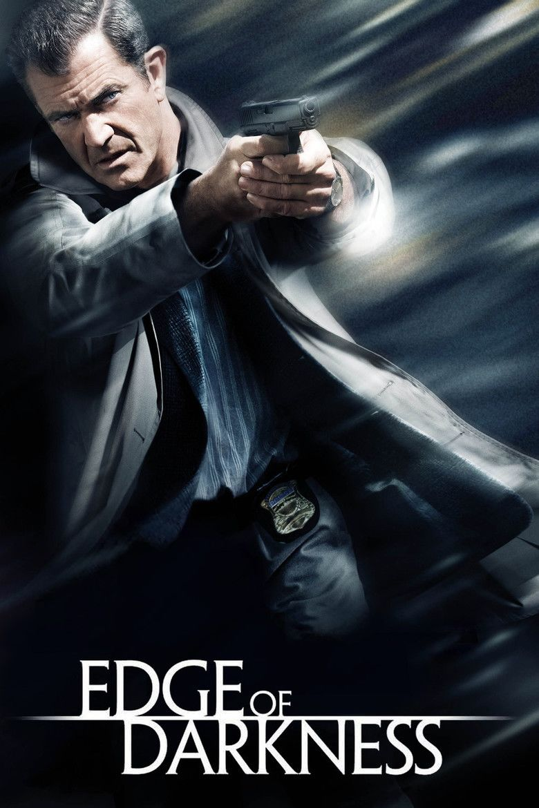 Edge of Darkness (2010 film) movie poster