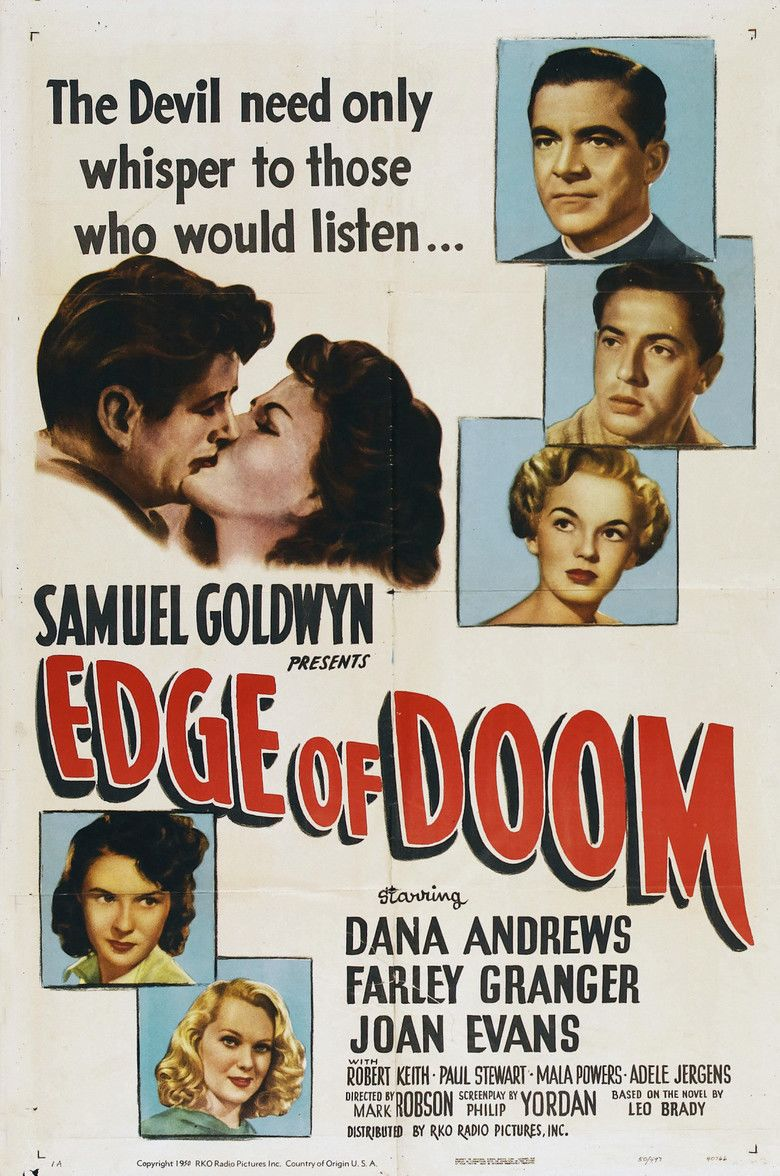 Edge of Doom movie poster