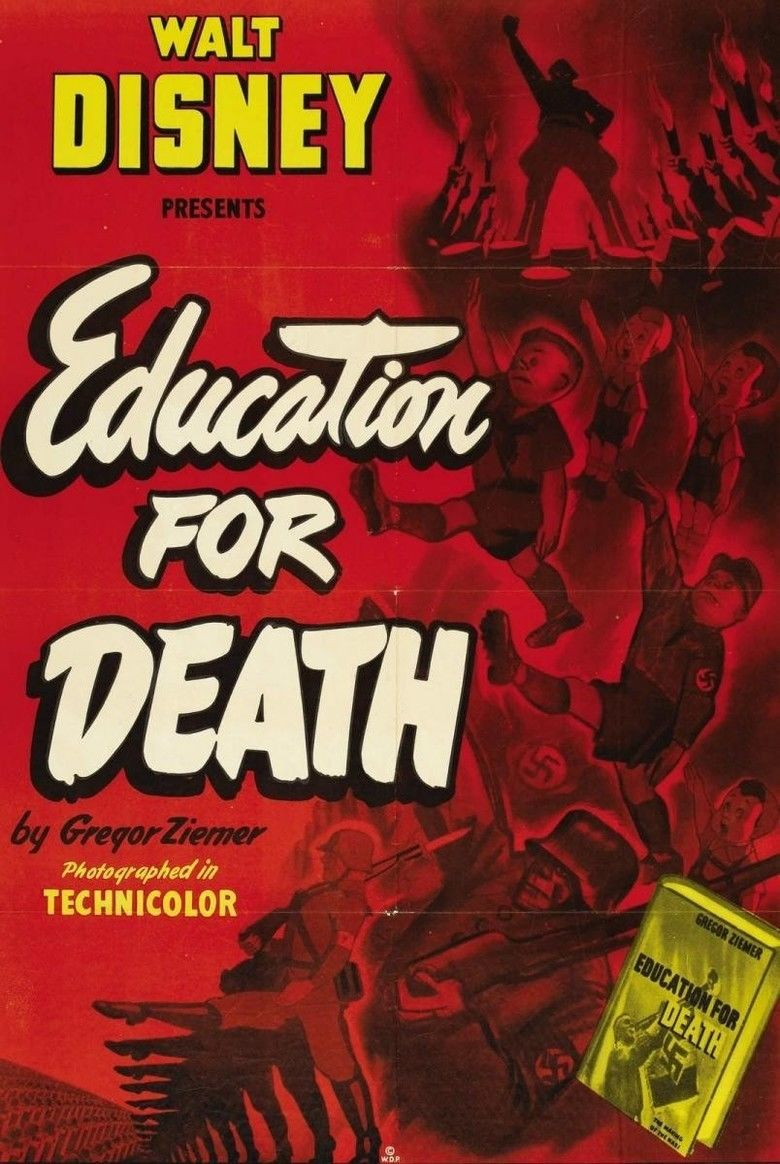Education for Death movie poster