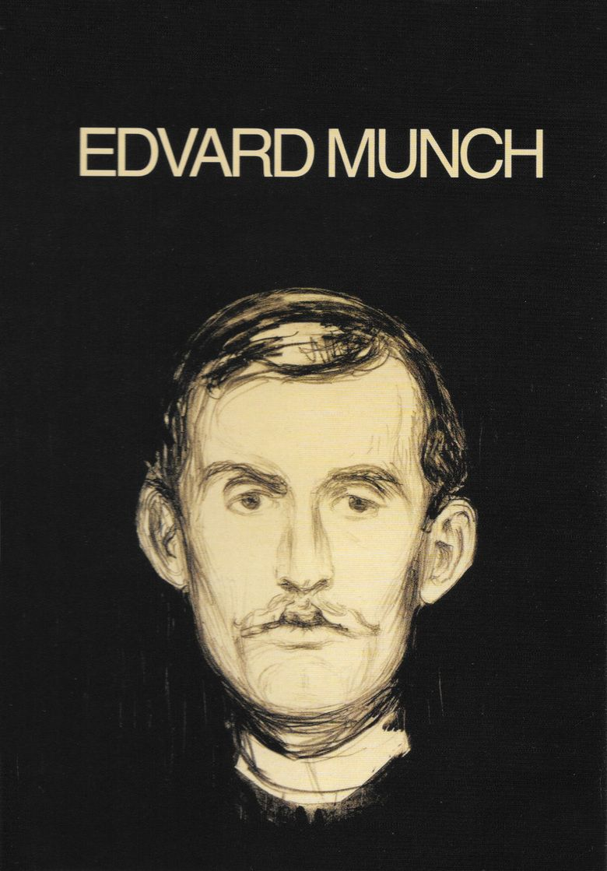 Edvard Munch (film) movie poster