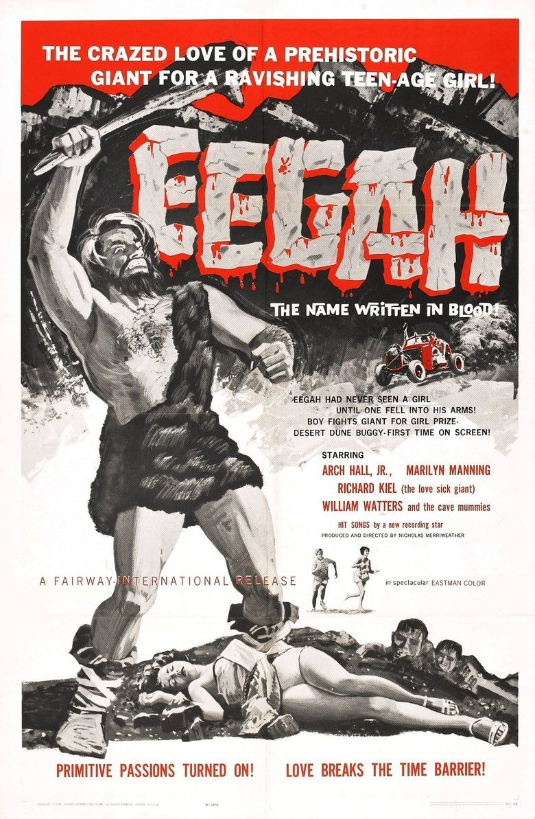 Eegah movie poster