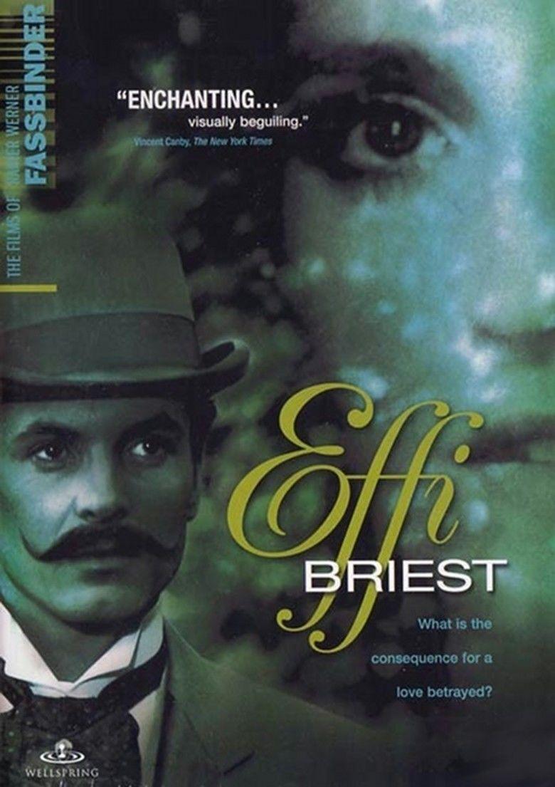 Effi Briest (1974 film) movie poster