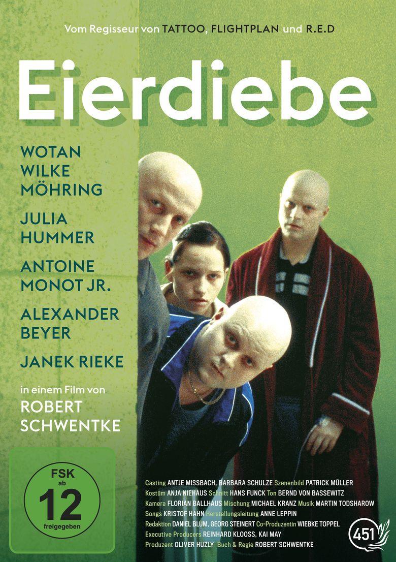 Eierdiebe movie poster
