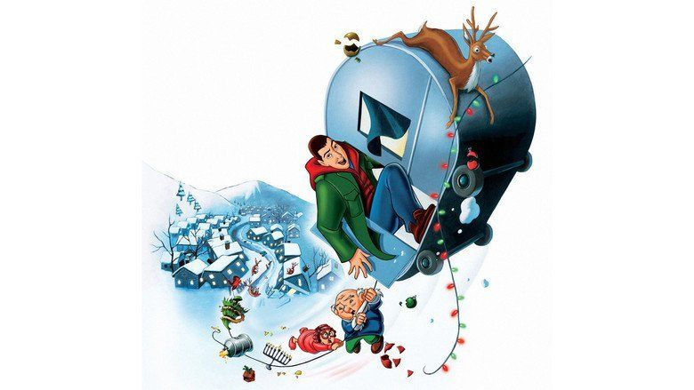 Eight Crazy Nights movie scenes