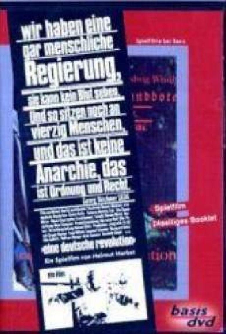 Eine deutsche Revolution movie poster
