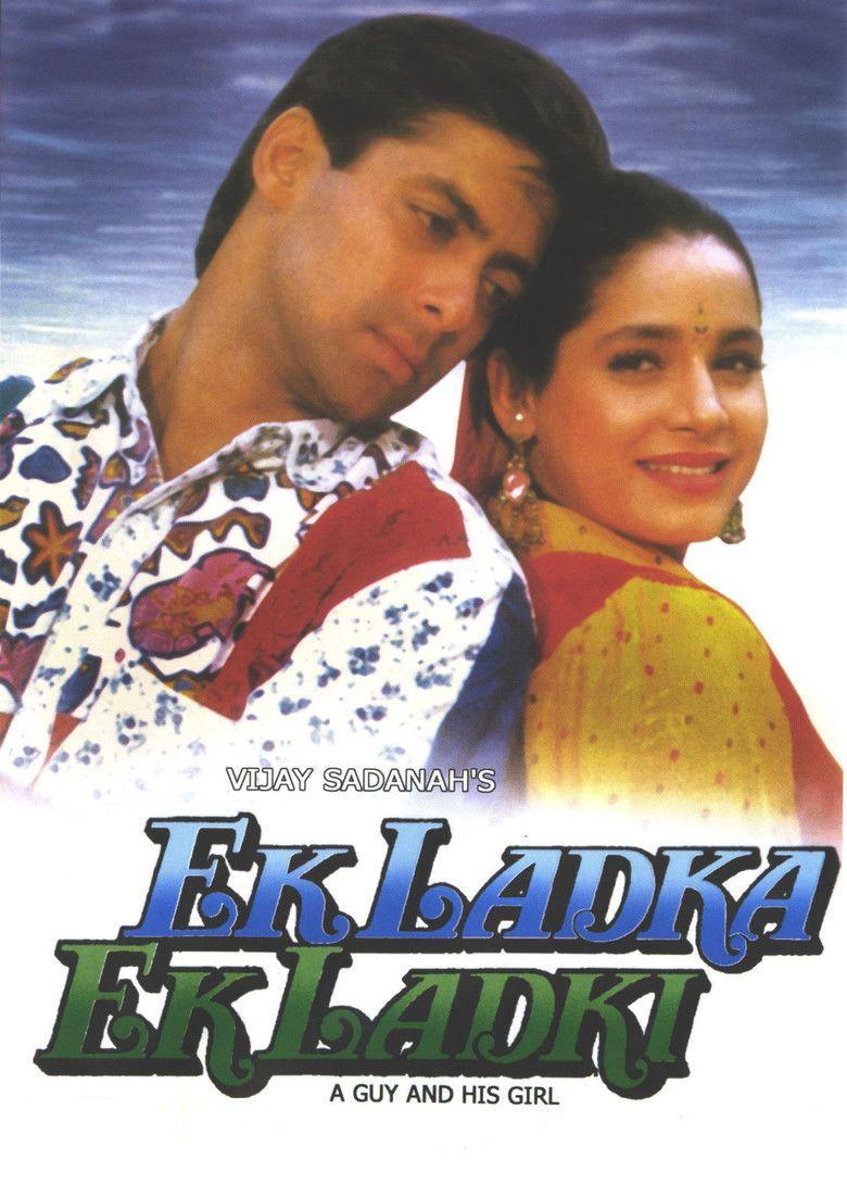 Ek Ladka Ek Ladki movie poster