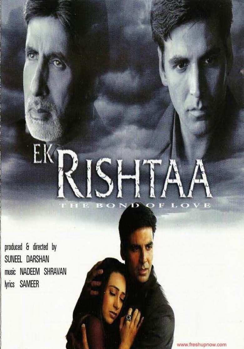 Ek Rishtaa: The Bond of Love movie poster